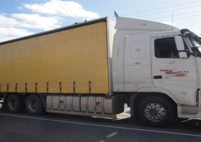 Tautliners in Adelaide Couriers Progress Couriers