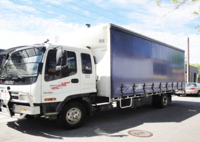Progress couriers and taxi trucks in adelaide