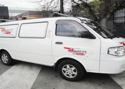 Adleaide Couriers Vans and Fleet